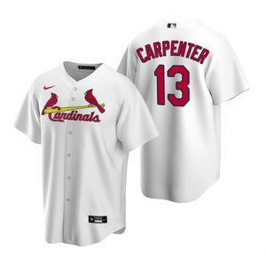 St. Louis Cardinals #13 Matt Carpenter Jersey